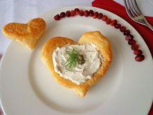 Mus z gorgonzoli, mascarpone i orzechów włoskich