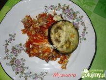 Musaka z bakłażanem