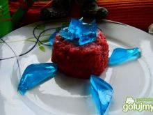 Muss truskawkowy
