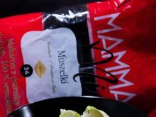 Muszle z avocado, mascarpone i łososiem