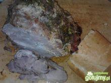 Musztardowo-chrzanowa karkówka na zimno