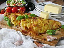 Musztardowy filet w serowej panierce