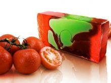 Mydło pomidorowe dla młodości