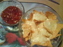 Nachos z serem