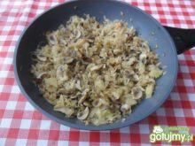 Nadzienie z kapusty kiszonej z grzybami