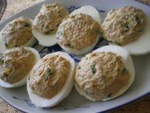 Nadziewane jajka