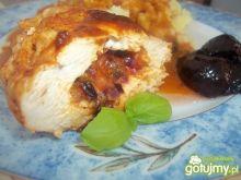 Nadziewane piersi z kurczaka