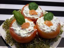 Nadziewane pomidorki