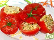 Nadziewane pomidory na ciepło