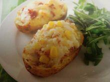 Nadziewane ziemniaki