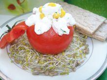 Nadziewany pomidorek
