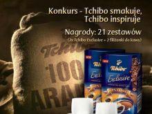 Nagrody w konkursie Tchibo rozdane!