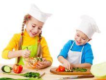 Najciekawsze książki kucharskie dla dzieci