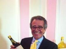 Najdroższa butelka białego wina