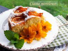 Najłatwiejsze ciasto z morelami