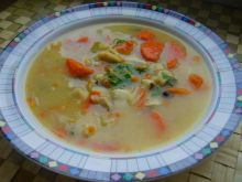 Najlepsza zupa rybna mojej mamy
