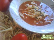 Najlepsza zupka pomidorówka Joanny : )