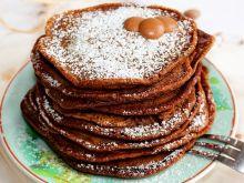 Najlepsze pancakes czekoladowe (z czekoladą)