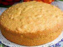 Najlepszy biszkopt do ciast i tortów