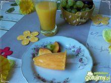 Najprostsze lody owocowe