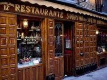 Najstarsza restauracja na świecie