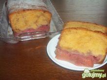 Najzwyklejsze ciasto truskawkowe