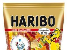Nalepki edukacyjne Haribo