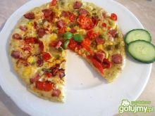 Naleśnik jak pizza (z patelni)