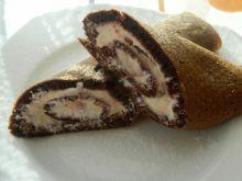 Naleśniki czekoladowe z serem