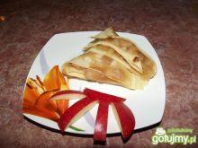 Naleśniki jabłkowo gruskowe