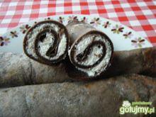 Naleśniki kakaowe z serem