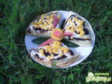 Naleśniki z brzoskwiniami 5