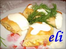 Naleśniki z jajecznym farszem Eli