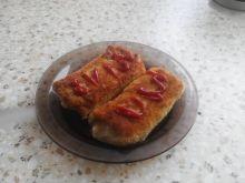 Naleśniki z mięsem ala krokiety