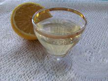Nalewka cytrynowa z nutą mięty