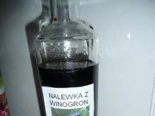 Nalewka winogronowa Waldemara
