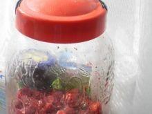 Nalewka z truskawek wytrawna lub deserow