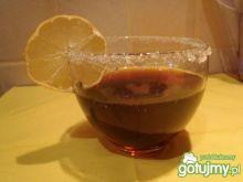 Napój alkoholowy - wino z colą