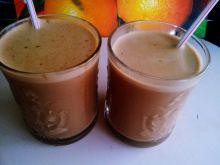Napój kawowy z batatem na mleku