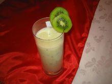 Napoj owocowo-maslankowy
