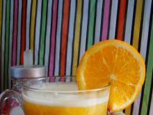 Napój pomarańczowo imbirowy