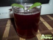 Napój wiśniowo-cytrynowy