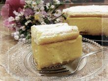 Napoleonka na ciastkach