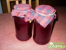 Naturalny sok malinowy
