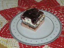 Niebiańskie ciasto z wisniami