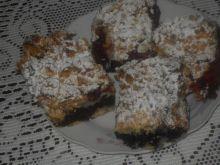 Niedzielne ciasto do kawy z jagodami