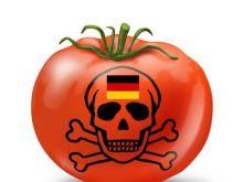 Niemcy sami trują się warzywami!