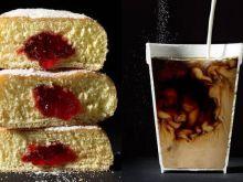 Niesamowite zdjęcia przepołowionego jedzenia!