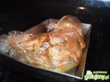 Nisko kalorczne pieczone udka z kurczaka
