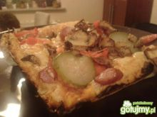 Nocna pizza mojego Brata